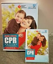 CPR Training Learning Manakin CPR Mini Anne Child Manikin Dummy w/ Instruct DVD