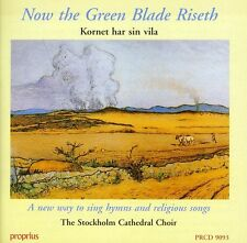 Eby / Sjokvist / Sto - Now the Green Blade Riseth [New CD]