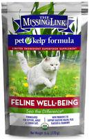 Missing Link Pet Kelp Feline Well-Being Formula for Cats Immune digestive boost