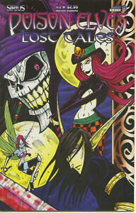 POISON ELVES Lost Tales Complete Comic Set #1 to #11 Aaron Bordner F/NM Sirius