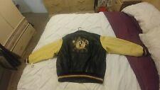 2001 Walt Disney World leather Jacket