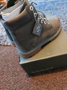 Timberland Boots Grey Size Uk 6