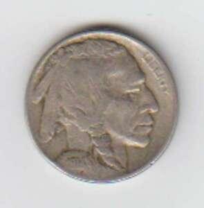 A1038 : 1914 Buffalo Nickel, F-F +