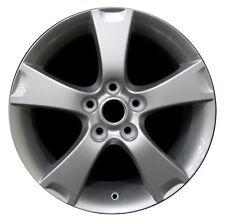 "17"" Mazda 3 2004 2005 2006 Factory OEM Rim Wheel 64861 Standard Silver"
