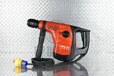 Hilti Te 40 Avr Rotary Hammer Drill Sds Plus Chiseler Scaler Scraper Concrete