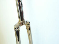 Benotto Road Bike SLX fork Chrome Vintage Bike Campagnolo dropouts 245mm NOS