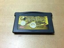 Used - Game Set HARRY POTTER for NINTENDO game Boy Advance - Works