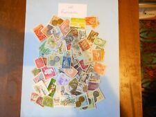 60 used postage stamps from PORTUGAL