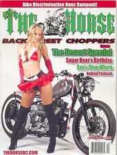 THE HORSE BACKSTREET CHOPPERS No.104 (New Copy) *Free Post To USA,Canada,EU