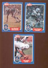1988 Swell Miami Dolphins Set LARRY CSONKA PAUL WARFIELD JIM LANGER