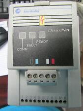 ALLEN BRADLEY 160 BA10NPS1 Motor Drive Speed Control Device Net  160 DN2 Ser A