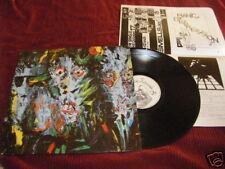 "LP ALIEN SEX FIEND ""It the album"" + insert poster µ"