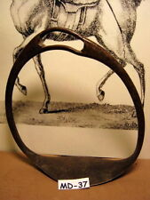 Antique and Rare 1700's Era Single Iron Saddle Stirrup That Had a life