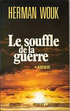 Livre le souffle de la guerre Herman Wouk tome I Natalie book