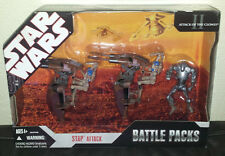 STAR WARS STAP ATTACK BATTLE PACK  30TH ANNIVERSARY RARE NEW