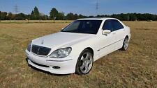 Mercedes-Benz S600 V12 Lang Carlsson CM60S Einzelstück