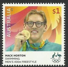 Olympics Australian Decimal Individual Stamps