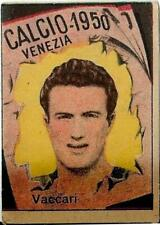 FIGURINA  VAV CALCIO 1950 VACCARI VENEZIA