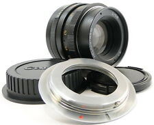 HELIOS 44m 2/58 Russian Lens Canon EOS EF 50D 450D 500D 550D 600D 650D 700D 44-2