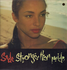 "SADE "" STRONGER THAN PRIDE "" LP NUOVO  1988 MADE IN ENGLAND"