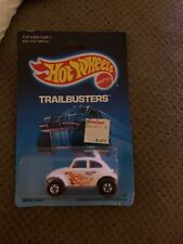 Hot Wheels Trailbusters Baja Blazin Bug Series #2542 1988 New