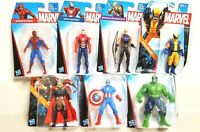 Marvel Avengers 3.75 inch Action Figure Lot of 7 Hasbro Brand New
