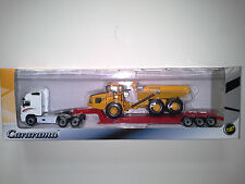 VOLVO FH12 WITH VOLVO A40D TRUCK 1:87 CARARAMA . NEW IN BOX.