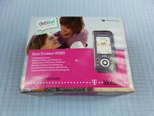 Sony Ericsson W580i Grau/Gray! NEU & OVP! Unbenutzt! T-Mobile DE Simlock! RAR!