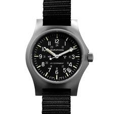 Marathon Military General Purpose Quartz w/ Date, Sapphire, US Government, NEW