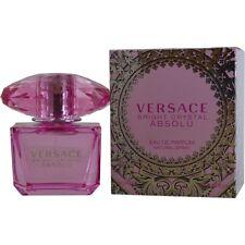 Versace Bright Crystal Absolu by Gianni Versace Eau de Parfum Spray 3 oz