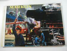 VINTAGE MARKLIN AÑO 1956 CATALOGO D-56-D