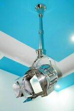 Modern hanging industrial pendant light steel spot lamp lighting ceiling fixture