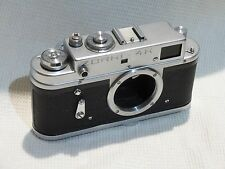 ZORKI 4 K 4K Russian Leica M39 mount camera BODY only     6804