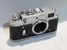 ZORKI 4 K 4K Russian Leica M39 mount camera BODY only     6804