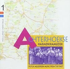 Achterhoekse - Dutch Melodeon Music from the East [CD]