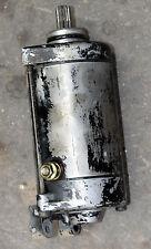 KLR650 KAWASAKI 87-07 KLR 650 electric start 12 volt  starter  motor 1999  lot