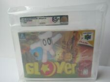 NEW VGA MINT GLOVER Nintendo 64 N64 OEM Factory Sealed Video Game Box NIB NOS