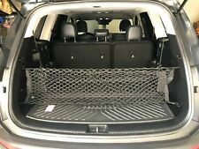 Rear Trunk Envelope Style Organizer Cargo Net for Kia Telluride 2020 Brand New