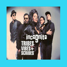 Tribes, Vibes and Scribes by Incognito (CD, Jan-1993, Verve)