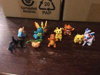 Pokemon Mini Figures