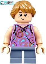 LEGO Jurassic World Lex Murphy Minifigure 76932 Velociraptor Chase Fallen Kingdo