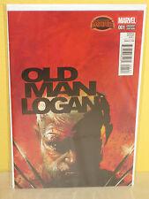 OLD MAN LOGAN #1 - Andrea Sorrentino Variant - SECRET WARS - Brian Bendis MARVEL