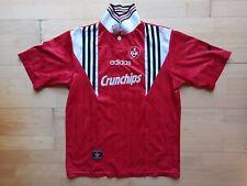 1.FC Kaiserslautern 1996-1998 Adidas Chrunchips Trikot Shirt Vintage Sz. 176 FCK