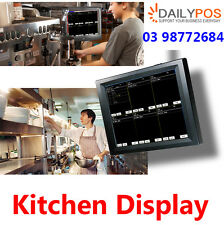 DailyPOS Touch Screen POS Kitchen Display System for Restaurant Cafe Takeaway