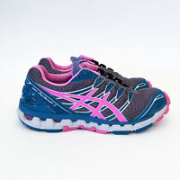 ASICS Womens Gel Fuji Sensor 3 Trail Running Shoes Sneakers Size US 8 t4e5n