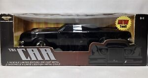 Ertl American Muscle Limited Edition The Car 1:18 Diecast Movie Car