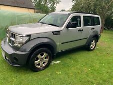 Dodge nitro 2008 4wd 4x4 off-road suv, not land rover
