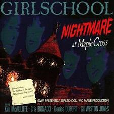 Girlschool - Nightmare At Maple Cross (NEW CD)