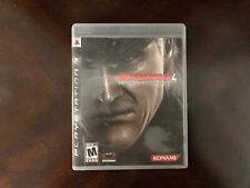 Metal Gear Solid 4: Guns of the Patriots for PlayStation 3 PS3 video game