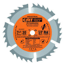 "CMT 256.030.07-X10 ITK Industrial Combination Saw Blade Masterpack 7-1/4"" 10Pack"